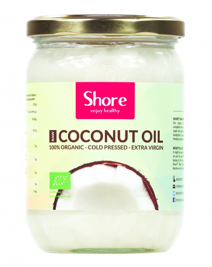 Shore Coconut Oil