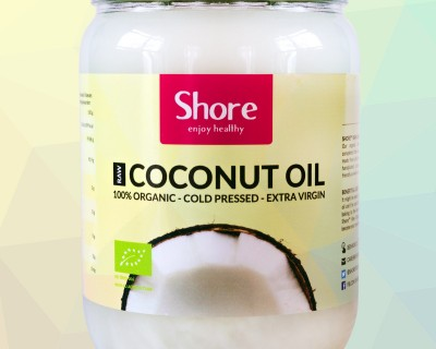 Shore Organic Raw Virgin Coconut Oil
